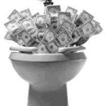 What does flushing a withdrawal  & manual flushing mean?