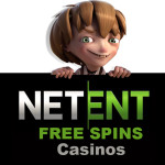 NetEnt free spins casinos 2018 full list