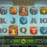 Secret of the Stones free spins available at ComeOn! casino
