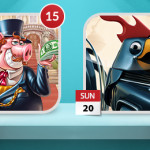 30 Free Spins on Piggy Riches & EggOmatic at Guts Casino this weekend