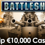 Win a share of €10,000 CASH at CasinoEURO