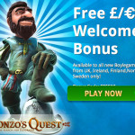 BoyleGames No Deposit Bonus UK, Ireland, Sweden,Finland,Norway