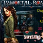 Microgaming free Spins | 50 Immortal Romance Free Spins with Deposit
