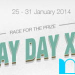 CasinoRoom PayDayx2 Promo will win you €2500 & FreeSpins