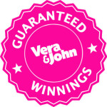 Up to $7500 can be won every day by playing at Vera and John