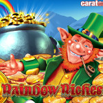 A lucky Leprechaun can gift you with up to 150 Starburst Free Spins