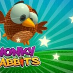 Get 7 Wonky Wabbits Free Spins with 1st Deposit UK ONLY