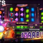 Forget the Lazy Sunday! Get 40 Starburst Free Spins tomorrow at Guts Casino