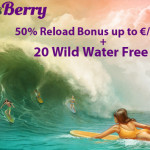 Catch a Wave! Vegas Berry Casino Reloads with Wild Water Slot free spins
