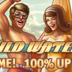 LightBet Casino limited offer 10 Wild Water freespins + 100% bonus up to €500