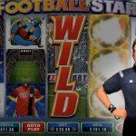 Football Star Slot free spins coming 8th May at Guts Casino