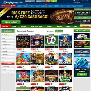 Boyle casino review grand casino hinckley hotel reviews