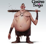 10 Flowers Free Spins no deposit required at CasinoSaga on 10th June