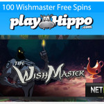 [Weekend Only]Do you want 100 Wishmaster Free Spins? Sure you Do!