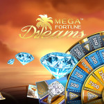 Win a Jackpot with our EXCLUSIVE 300% Bonus & 50 Mega Fortune Dreams Jackpot Free Spins