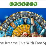 €5.6 million Mega Fortune Jackpot Winner at Unibet is from Sweden