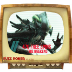 Theres still 470 Free Spins available at Buzz Poker this weekend