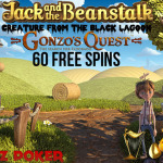 Buzz Poker RULES the weekend! 60 Free Spins for just 20EUR, Choose 1 of 3 HOT Slots