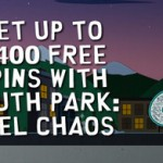1400 South Park Reel Chaos FreeSpins available at CasinoEuro