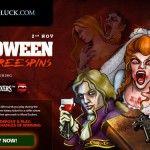1000 Blood Suckers FreeSpins available for Halloween at Casino Luck