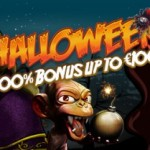 Get 100% Bonus up to €/£/$100 with only 20x wagering this Halloween Weekend at Energy Casino