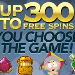 VIP STAKES unleashes 300 Free Spins on any NetEnt Slot you like