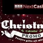 Next Casino Christmas Promotion Calendar 2014 – December