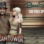 Grab your 100 Free Spins from Buzz Slots this weekend