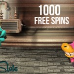 1000 Free Spins available at Buzz Slots on Steam Tower, Attraction, Lights, Fruit Shop & Go Bananas