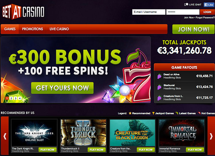 casino casinoheroes