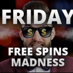 Casino Adrenalin Free Spins Friday| Get up to 150 Free Spins with no wagering