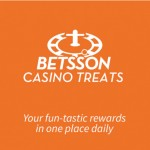 Betsson Casino free spins & bonus week – 8th June to 14th June 2015