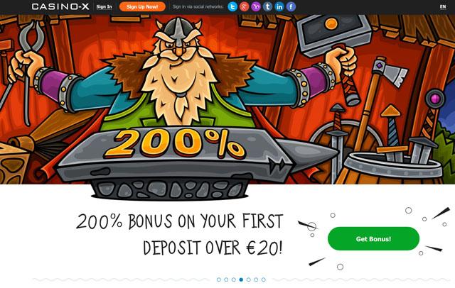 казино х бонусы