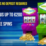 Prime Slots – 10 No Deposit Free Spins on Starburst + 100% Bonus and 100 Free Spins Package