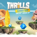 Thrills Summer Free Spins & Bonus Schedule from June to August now available!