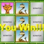Get 20 Scratch Cards No Deposit Required + 100% Bonus to play NetEnt Games at Prime Scratch Cards