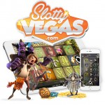 100 Free Spins available with our Exclusive Slotty Vegas Bonus Codes for this week(8th July-13th July)