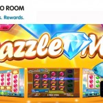 Deposit only €/£/$10/100kr and get 100 Dazzle Me Slot Free Spins at CasinoRoom