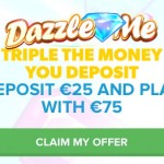 Exclusive iGame welcome offer of 200% bonus up to €50 + 25 free spins on the Dazzle Me Slot. New iGame Bonus Code inside!
