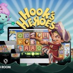 100 Hooks Heroes Free Spins available at CasinoRoom