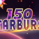 New iGame Casino Bonus Code to get 150 Starburst Free Spins when you deposit only 10 Euro