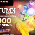 1000 Starburst Free Spins EACH for 10 lucky players at Next Casino