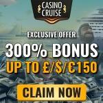 Norges Beste NetEnt Casino | 300% Bonus på Casino Cruise
