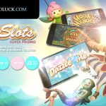 CasinoLuck New Slots Promotion – 13th -18th October 2015