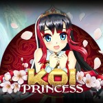 NetEnt's New Slot for November 2015 is now LIVE! See the Full List of NetEnt Casinos giving Koi Princess Slot Free Spins