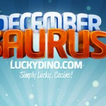 Lucky Dino Casino Christmas Free Spins 2015 Advent Calendar.Free Spins all of December