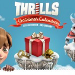 Thrills Christmas Calendar 2015: 27th November – 3rd January