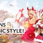Caribic Casino Xmas Free Spins 2015 Advent Calendar