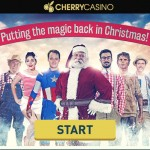 Cherry Casino Christmas 2015 Advent Calendar: 2nd Dec 2015 – 4th Jan 2016