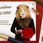 LeoVegas Casino Christmas Cash Countdown 2015 Advent Calendar